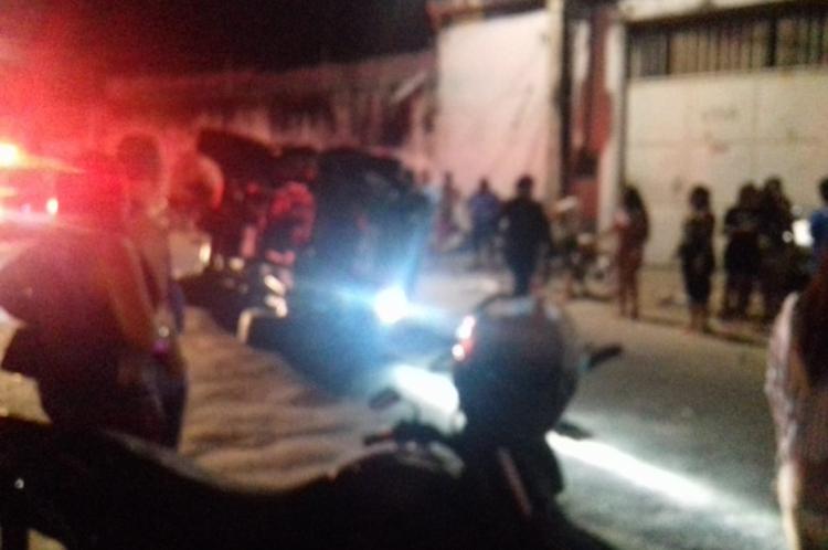 Colisão ainda deixou dois outros veículos danificados