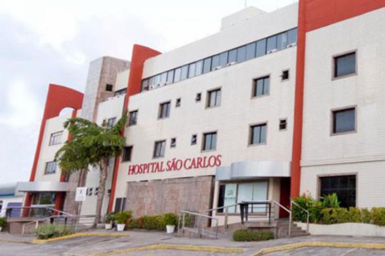 O hospital fica na Avenida Pontes Vieira, 2531, no bairro Dionísio Torres(Foto: Divulgação)