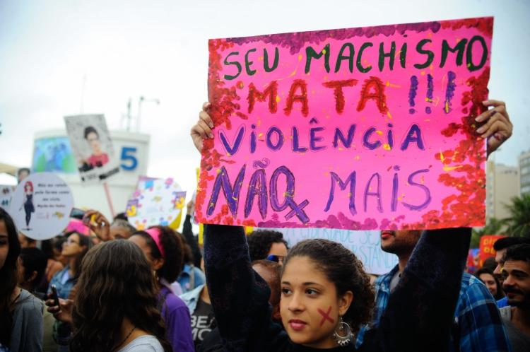 Apenas 19% das empresas combatem a violência contra a mulher no Brasil