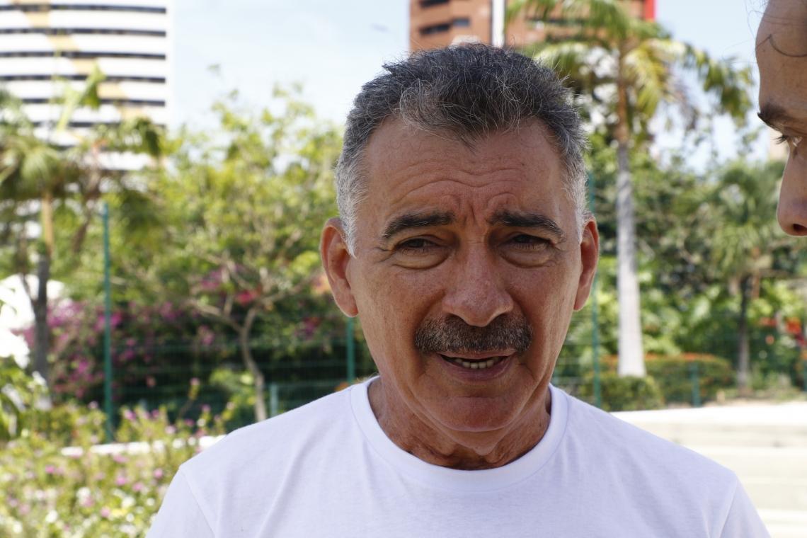 Artur Bruno, secretario do Meio Ambiente do Ceará (Foto: Mauri Melo/O POVO).