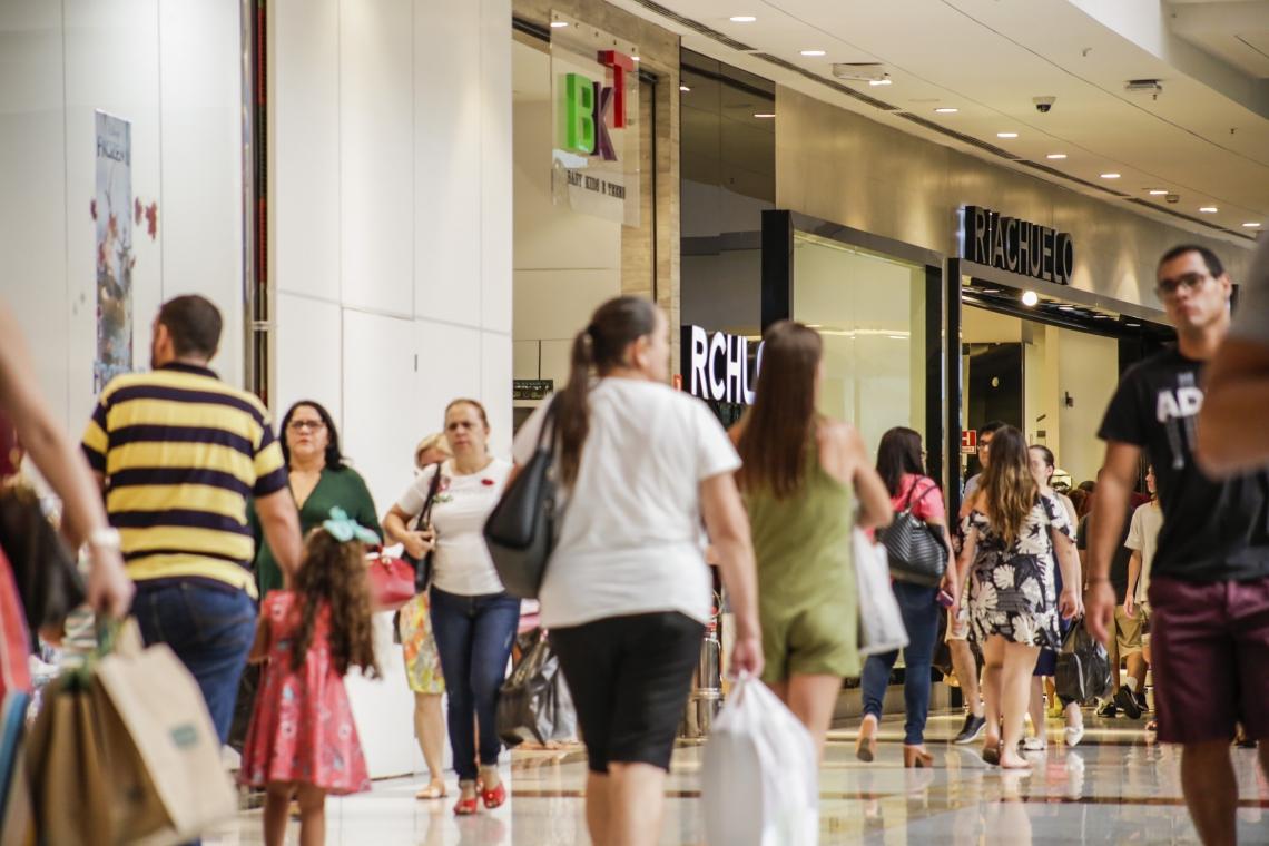 Os shoppings terão horário de funcionamento diferenciado durante o Carnaval