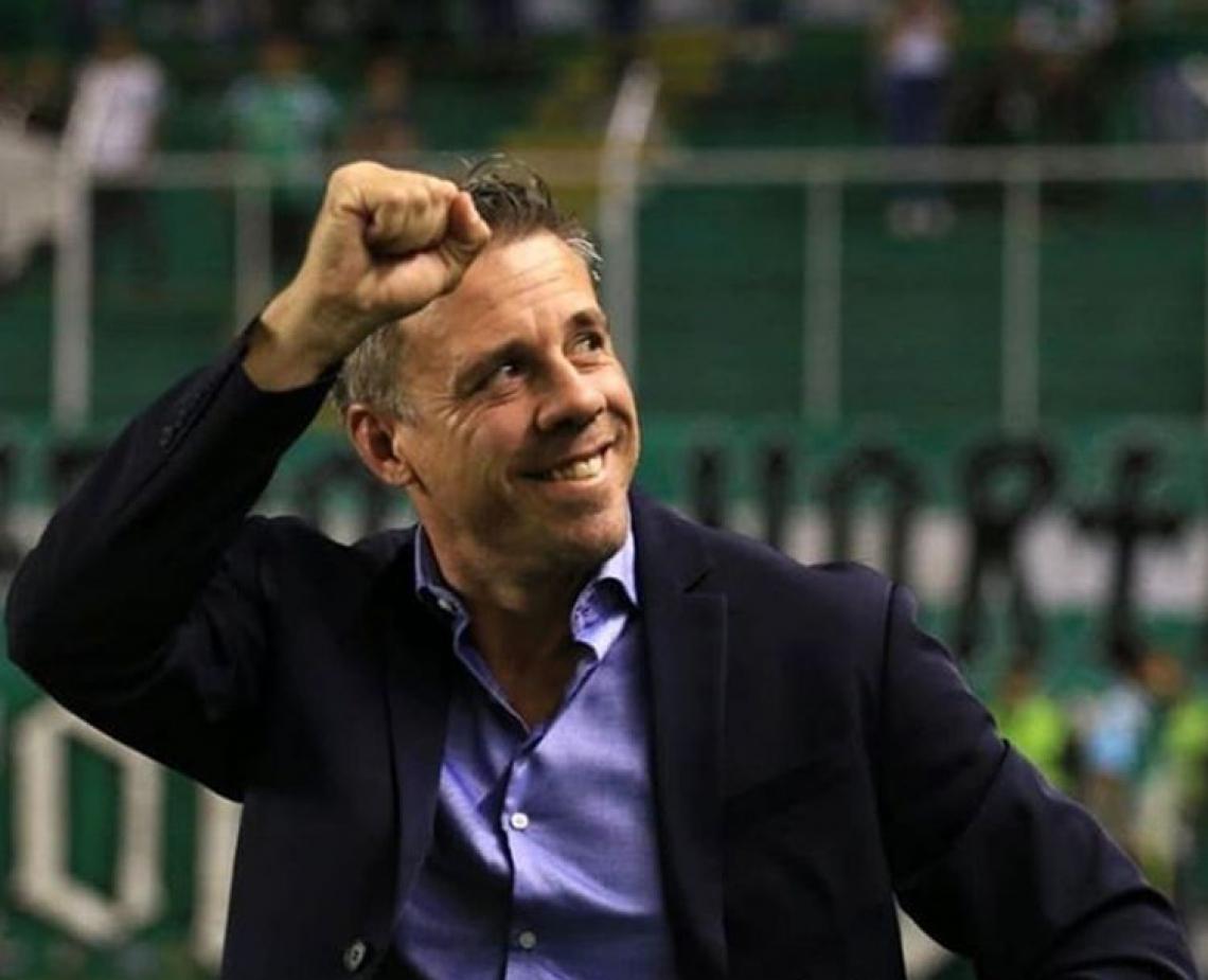 Lucas Pusineri, o novo treinador do Independiente