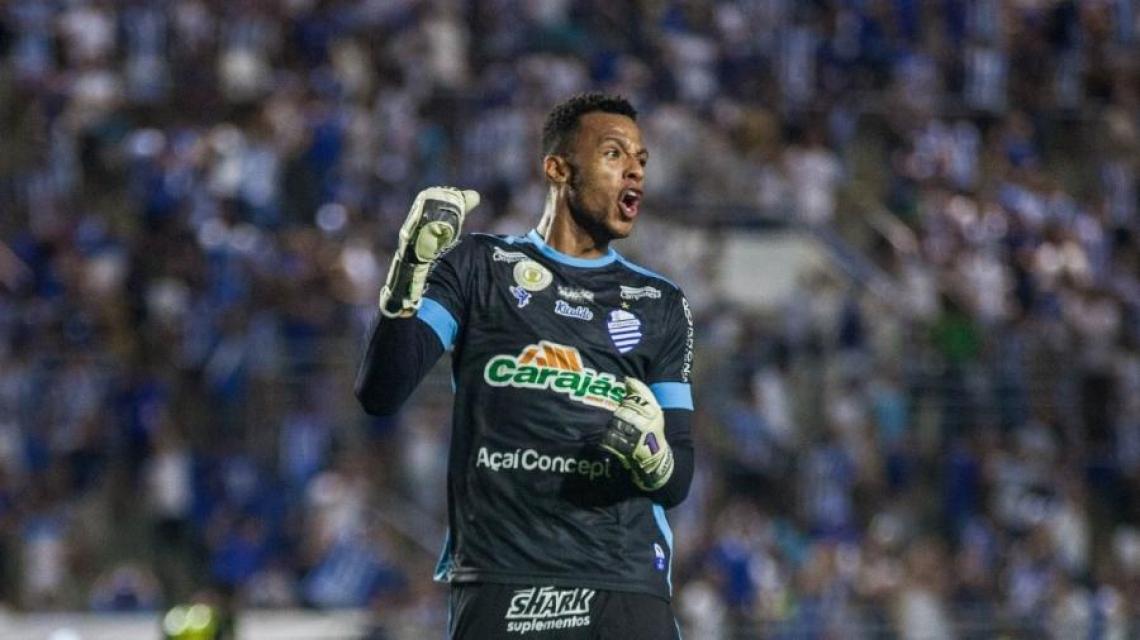 Jordi foi destaque do CSA em 2019, emprestado pelo Vasco