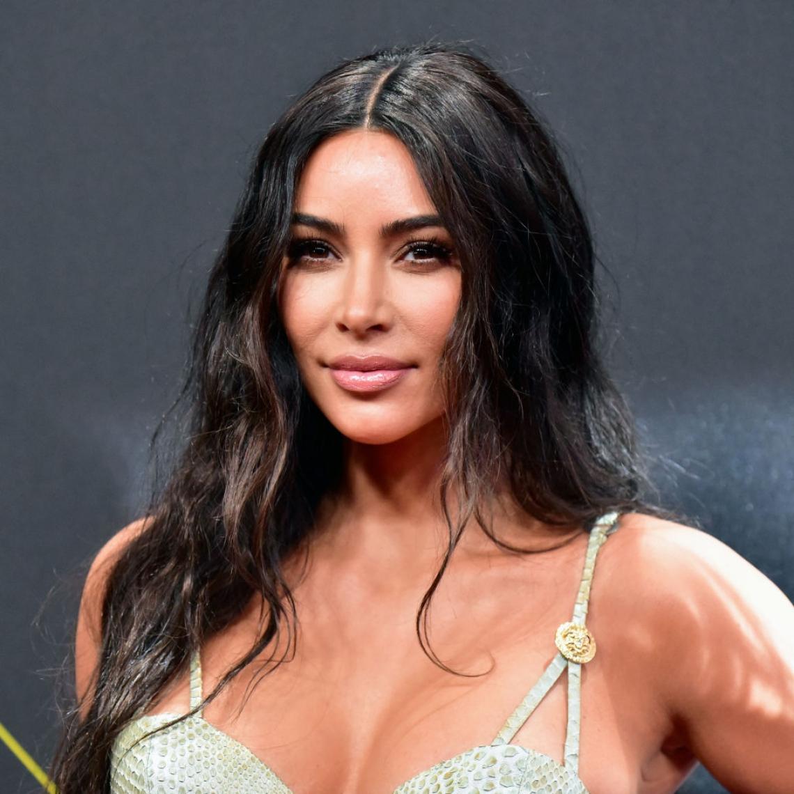 .Kim Kardashian protagonizou briga com a irmã mais velha