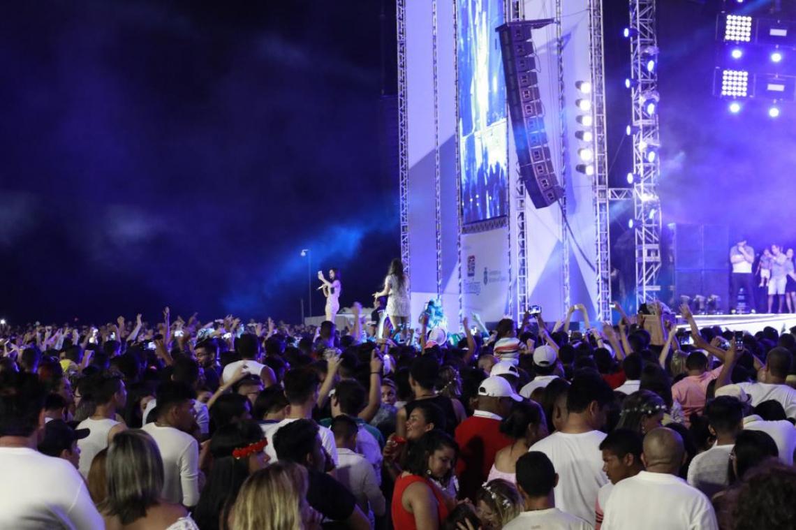 Confira ordem das atrações do Réveillon 2020 de Fortaleza