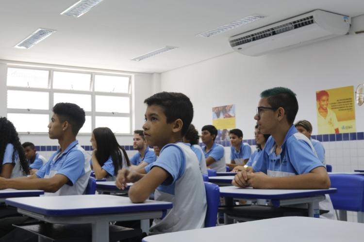 Cerca de 2/3 dos recursos das escolas públicas em 2019 é oriundo do Fundeb (Foto: Sandro Valentim)