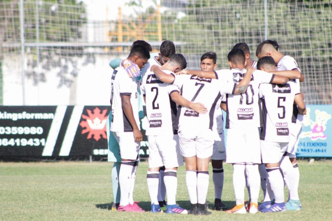 Base do elenco que disputará a Copinha é formada pelo time Sub-19
