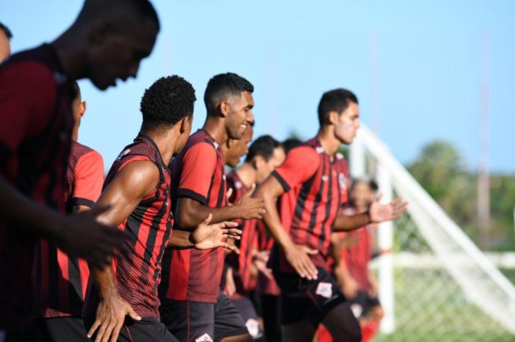 Atlético-CE fez preparação invicta em amistosos