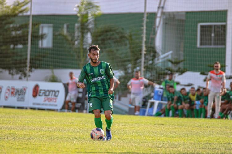 Time da Vila Manoel Sátiro é treinado pelo técnico Luan Carlos