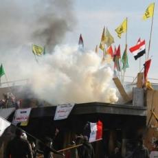 Invasão da embaixada norte-americana em Bagdá, Iraque