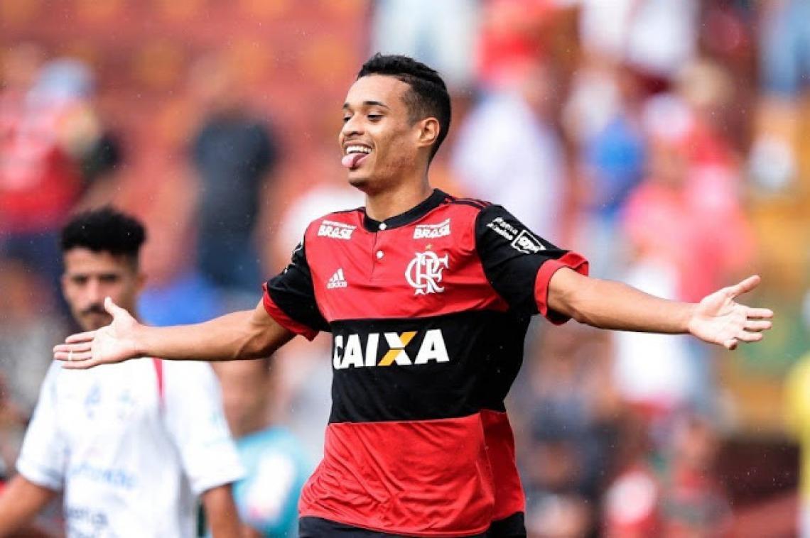 Jogador atuou em 50 partidas pela base do Rubro-Negro em 2019