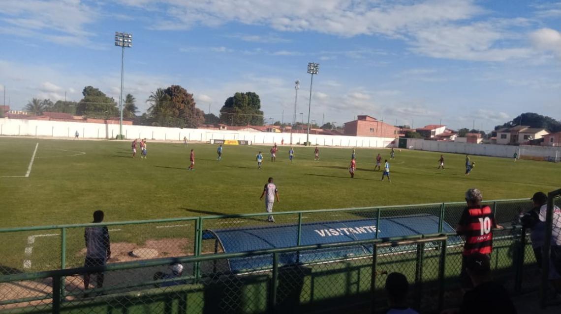 Horizonte e Guarany de Sobral se enfrentaram pela primeira rodada do Campeonato Cearense 2020