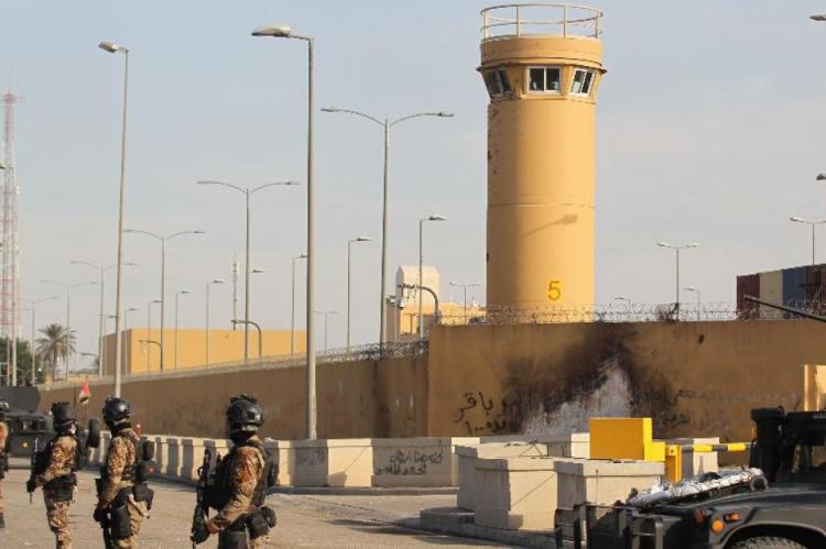 Exército dos EUA anuncia oficialmente ao Iraque que prepara retirada