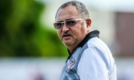 Técnico Raimundo Vágner, do Atlético-CE