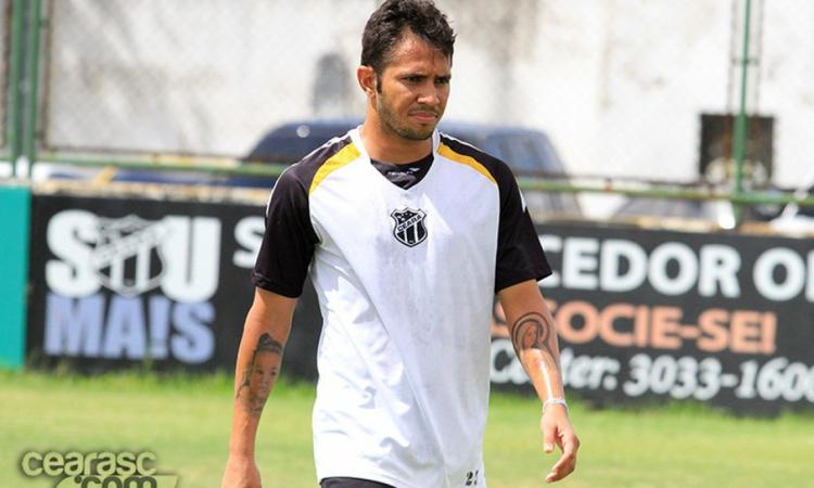 Assisinho teve a chance de fazer o gol do pentacampeonato cearense do Ceará, mas perdeu o título poucos minutos depois