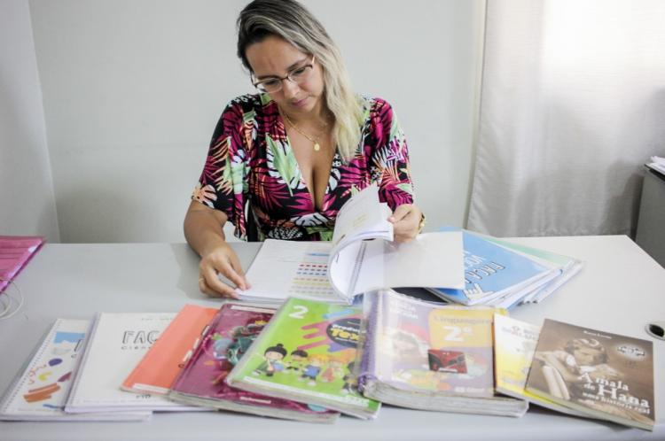 A designer gráfica Camila Régia, 33, organiza com outras 13 mães o grupo Mães Amigas.