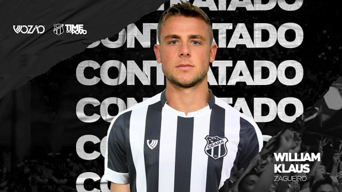 Ceará tem 25 anos e é cria do futebol gaúcho.