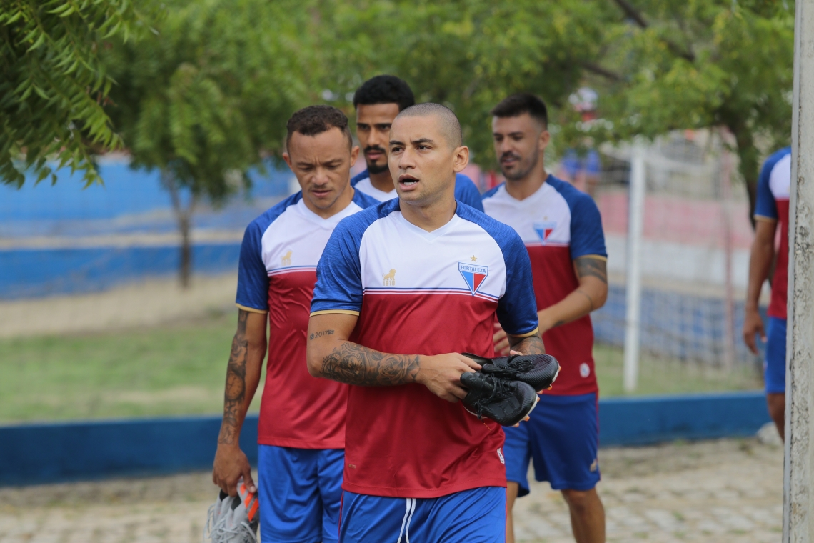 Wellington Paulista foi artilheiro da equipe em 2019