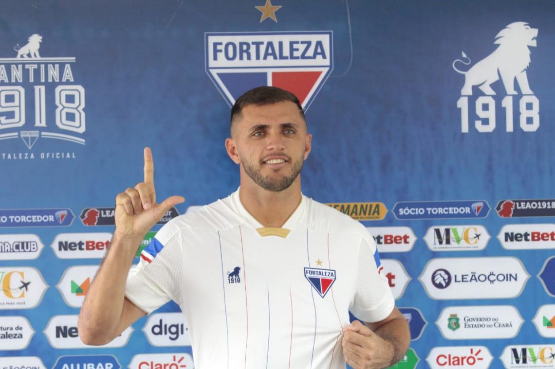 Edson Cariús tem contrato com o Fortaleza até 2021