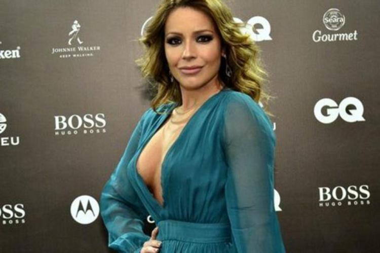 A atriz Renata Dominguez, que já atuou pela Rede Globo, foi vítima de assalto no bairro Meireles no último sábado, 4