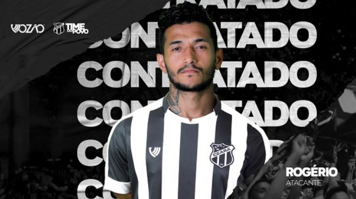 Rogério tem contrato até maio de 2021