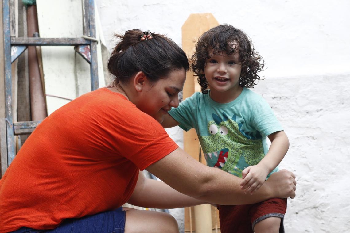 ANGELA BEATRIZ e Davi: vaga garantida, mas pedido de acompanhamento individual negado