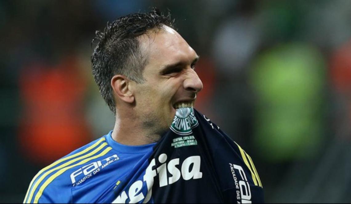 Ídolo do Palmeiras, Fernando Prass tem acordo verbal com o Ceará