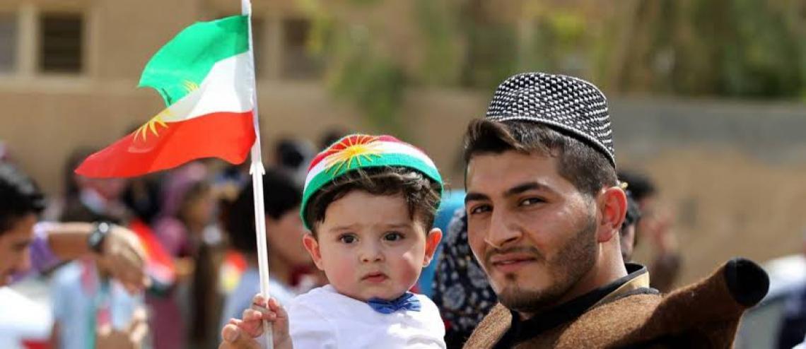 Os curdos são a maior nação do mundo sem um Estado. Falam um idioma próprio e têm origem étnica distinta