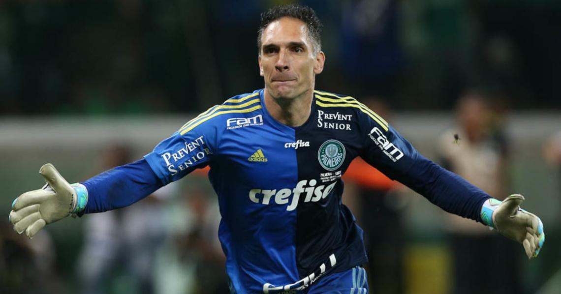 Fernando Prass foi uma das contratações anunciadas pelo Ceará nesta janela de transferências que mais repercutiram