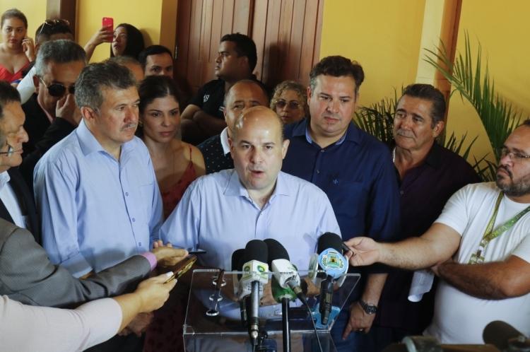 Prefeito Roberto Claudio na posse dos Novos Conselheiros Tutelares de Fortaleza