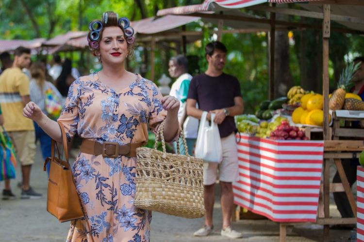 Minha Mãe é uma Peça 3 segue em cartaz nos cinemas de Fortaleza (Foto: Marco Antonio Teixeira)