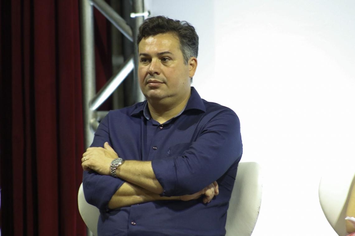 Samuel Dias, ex-secretário