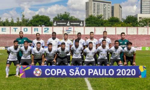 Jogadores da edição 2020 da Copa São Paulo de Futebol Júnior