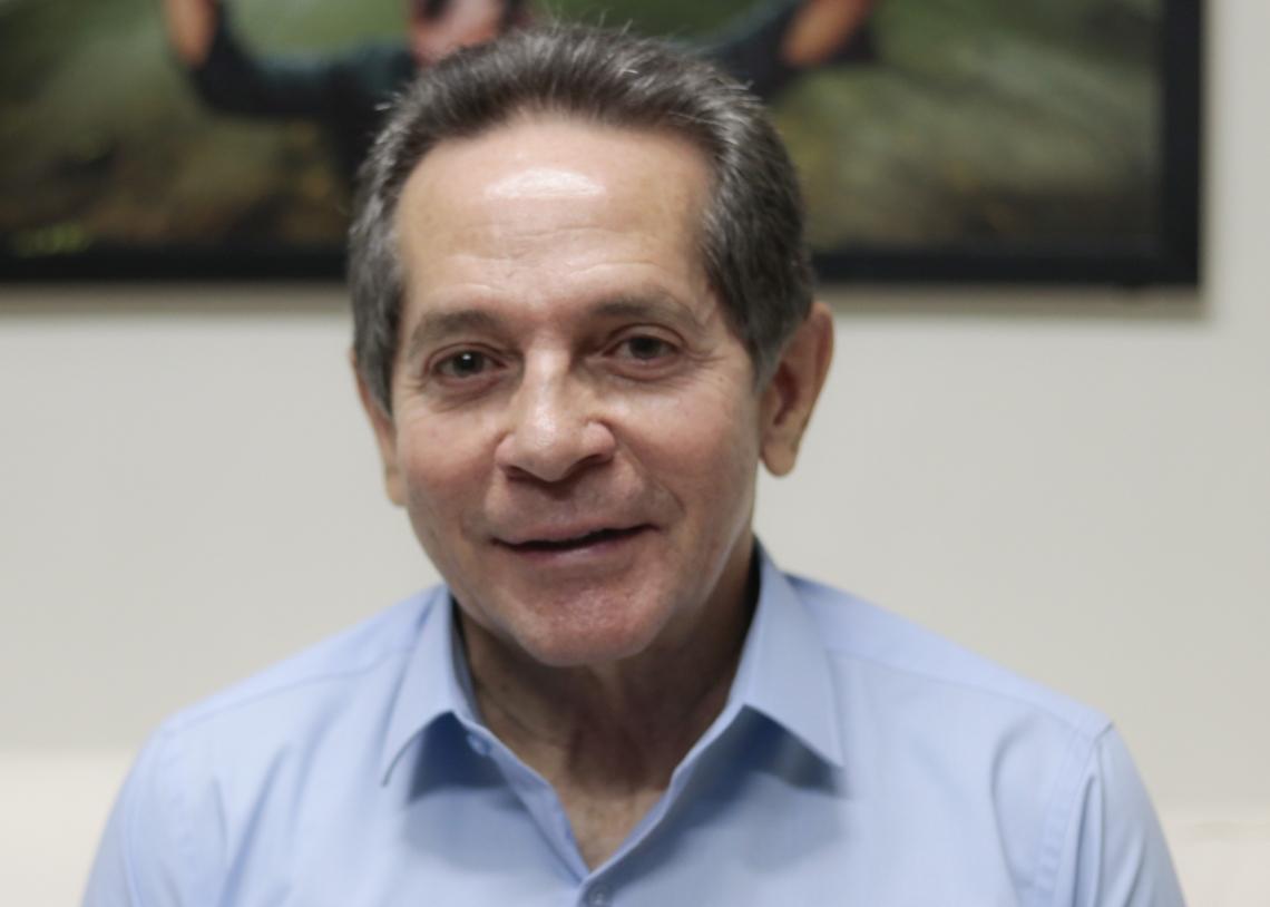 Heitor Férrer, pré-candidato ao cargo de prefeito de Fortaleza, foi entrevistado nesta segunda, 13, no programa O POVO no Rádio
