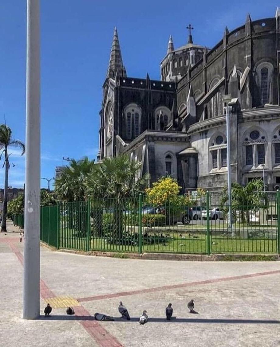 Calor em Fortaleza