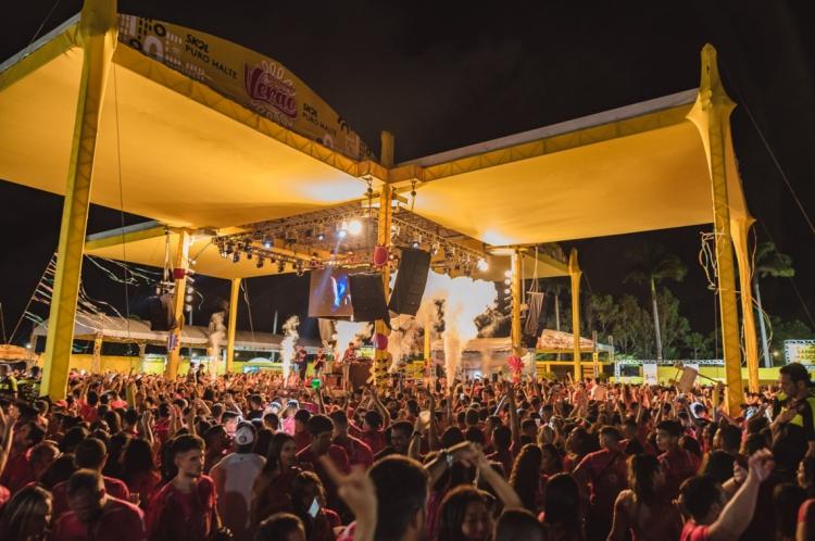 O Bloquinho de Verão segue com apresentações no Colosso Fortaleza