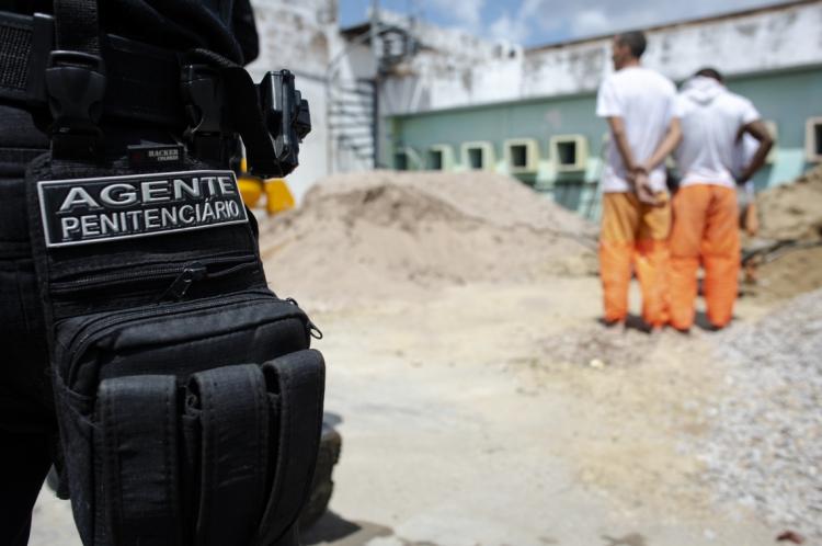 O sistema prisional do Ceará passará a contar com mais 70 agentes penitenciário a partir do mês de fevereiro