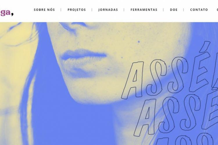 ONG Think Olga divulga uma cartilha com informações sobre assédio