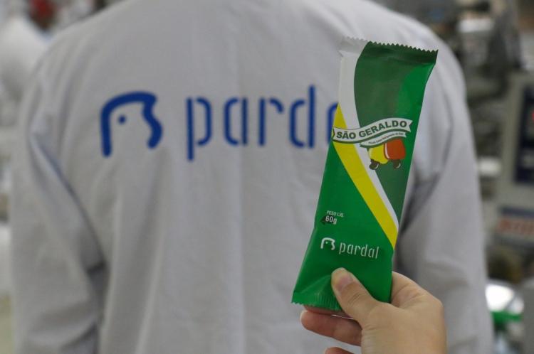 A Pardal Sorvetes resolveu adiantar o lançamento, em parceria com São Geraldo, após repercussão nas redes sociais