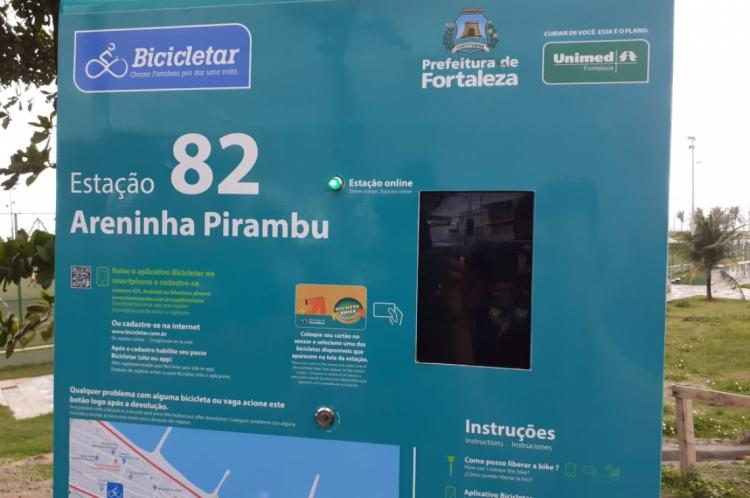 Bairro Pirambu ganhou seis novas estações