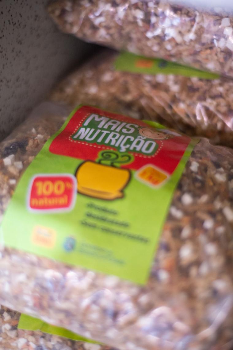 """Programa """"Mais Nutrição"""" já distribuiu 185 toneladas de alimento desde sua criação em junho de 2019"""