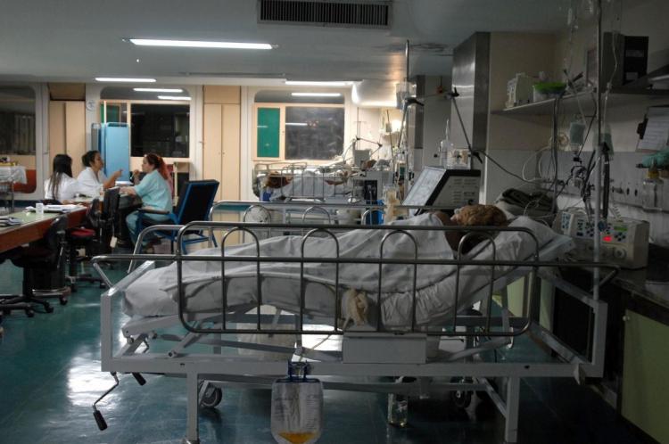 A demanda de internação nas UTIs também chega com pacientes oriundos das UPAs