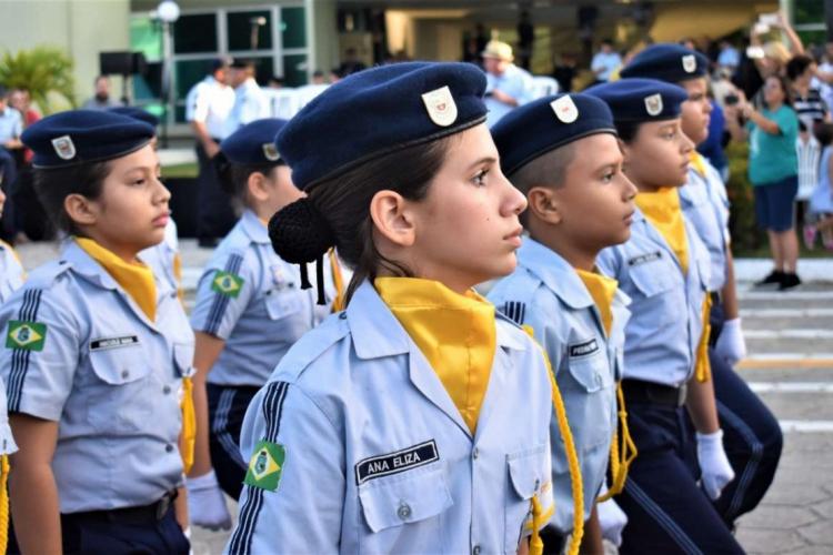 Ceará foi o único estado do Nordeste a aderir ao projeto de escolas cívico-militares do Governo Federal