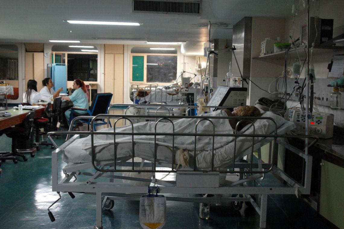 A partir de cruzamento de dados oficiais pela plataforma Datasus, a pesquisa demonstrou que, em 2018, os três estados registraram 47% das mortes por gripe e pneumonia no Brasil. (Foto: Marcello Casal Jr/Agência Brasil)