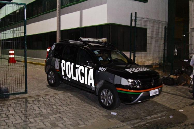 Policia Civil do Ceará foi um dos órgãos a participar de ação (Foto: Aurélio Alves/O POVO)