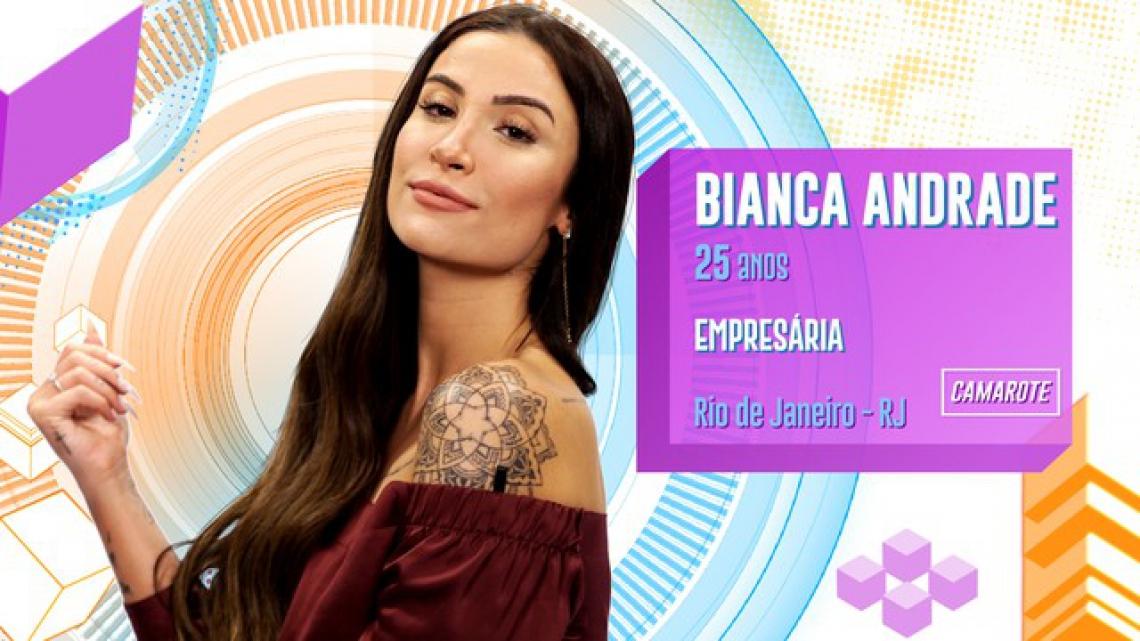 """Bianca é uma blogueira brasileira mais conhecida como """"Boca Rosa"""""""