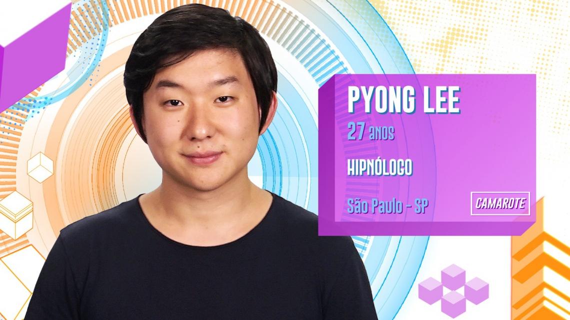 Conheça Pyong Lee