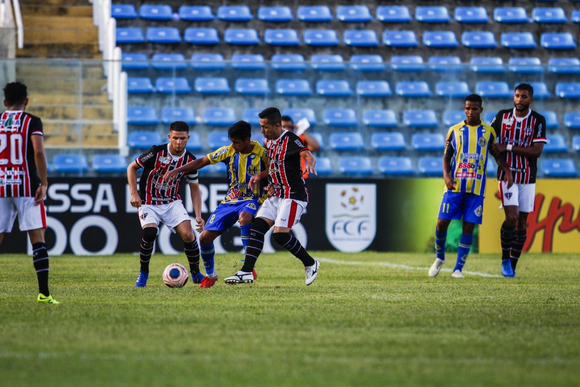 Nos últimos três jogos, Ferrão somou duas vitórias e um empate.