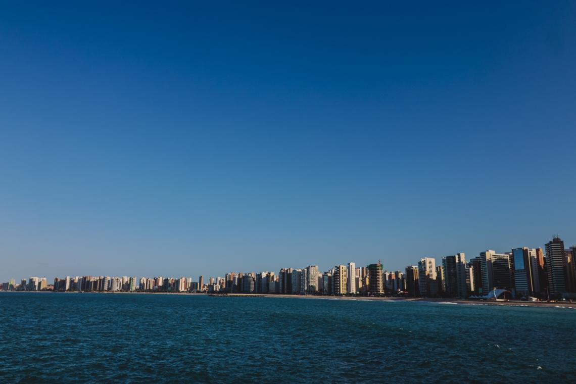 Costa do Ceará é a que tem um dos maiores potenciais para usina eólica offshore