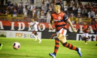 Ciel marcou o único gol do Guarany de Sobral na partida